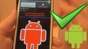 como eliminar virus de android