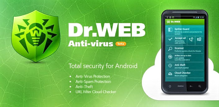 Dr Web Security Space para Android