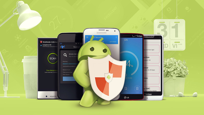 mejores antivirus Android gratis