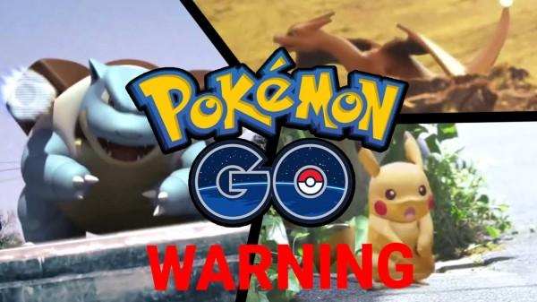 pokemon go apk virus malware
