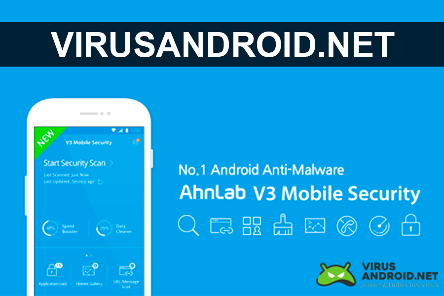 V3 Mobile Security para Android
