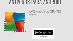 AVG, antivirus para Android