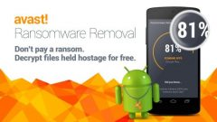 Quitar Virus FBI de Android con avast! Ransomware Removal