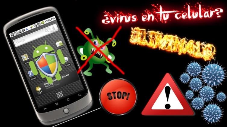 eliminar viros de celular