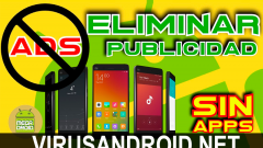 Eliminar Virus Android de Publicidad