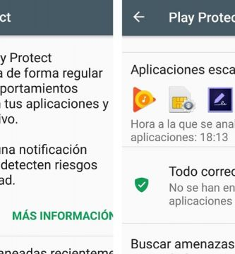Como activar Google Play Protect
