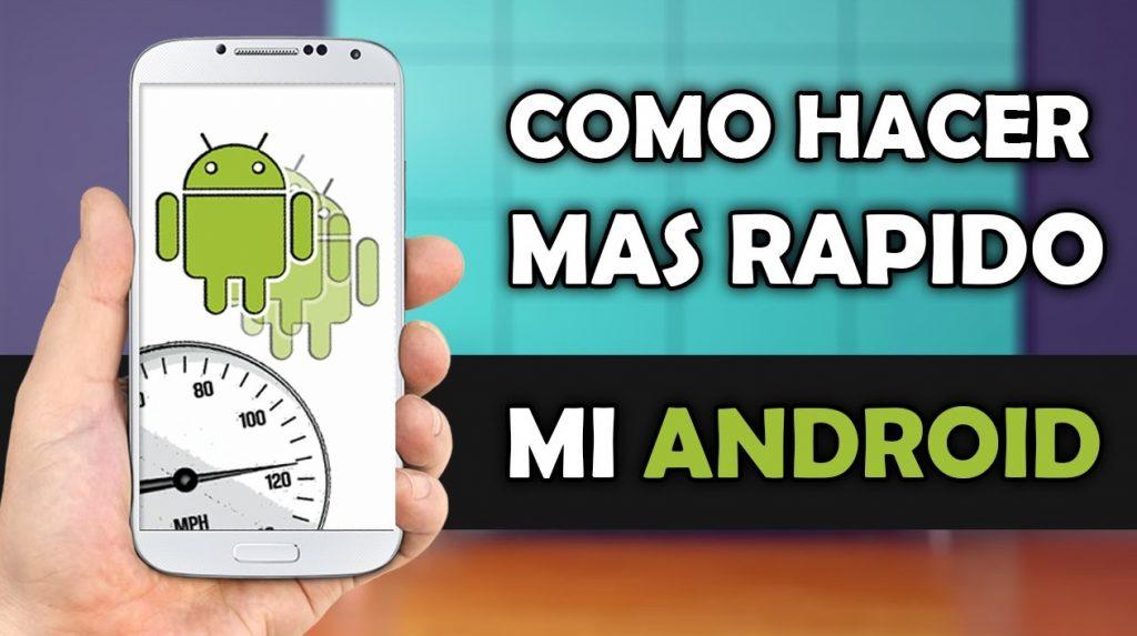 android más rápido imagen